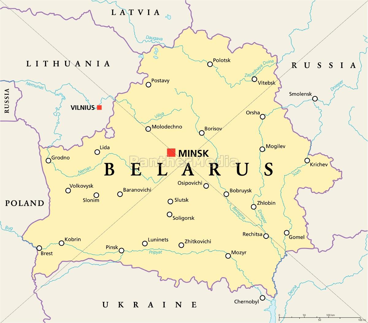 Vorstellung Weißrussland
